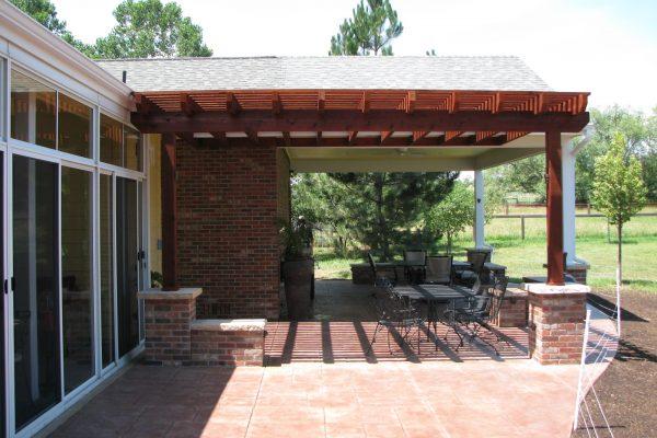 Arbor U0026 Pergola Builder   Outdoor Structure ...